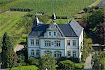 Palace in Valley, Ahrweiler, Germany    Stock Photo - Premium Rights-Managed, Artist: Elke Esser, Code: 700-02586184