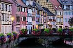 Petit Venice, Old Town of Colmar, Haut-Rhin, Alsace, France    Stock Photo - Premium Rights-Managed, Artist: Jochen Schlenker, Code: 700-02590719