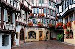 Old Town of Colmar, Haut-Rhin, Alsace, France    Stock Photo - Premium Rights-Managed, Artist: Jochen Schlenker, Code: 700-02590722