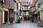 Old Town of Colmar, Haut-Rhin, Alsace, France    Stock Photo - Premium Rights-Managed, Artist: Jochen Schlenker, Code: 700-02590725