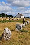 Menhirs in Carnac, Brittany, France    Stock Photo - Premium Rights-Managed, Artist: Jochen Schlenker, Code: 700-02590760