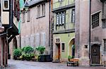Old Town of Colmar, Haut-Rhin, Alsace, France    Stock Photo - Premium Royalty-Free, Artist: Jochen Schlenker, Code: 600-02590839