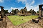 Banteay Samre, Angkor, Cambodia    Stock Photo - Premium Royalty-Free, Artist: Brian Pieters, Code: 600-02593780