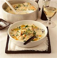 smoked - Cullen Skink    Stock Photo - Premium Rights-Managednull, Code: 824-02625475