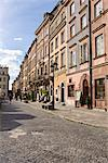 Old Town Market Place, Old Town, Warsaw, Poland