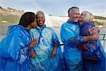 People on Maid of the Mist, Niagara Falls, Ontario, Canada    Stock Photo - Premium Rights-Managed, Artist: Blue Images Online, Code: 700-02637179