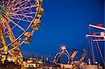 Amusement Park Rides, Toronto, Ontario, Canada
