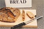 Load of Bread on Cutting Board    Stock Photo - Premium Rights-Managed, Artist: Klick, Code: 700-02638191
