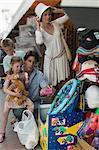 Family Shopping at Bazaar    Stock Photo - Premium Rights-Managed, Artist: Harald Vorsteher, Code: 700-02645908