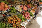 Fruit Stand at Market, Siem Reap, Cambodia