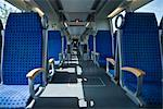 Train Interior, Germany    Stock Photo - Premium Rights-Managed, Artist: Elke Esser, Code: 700-02671076