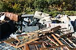 Discarded windows and furniture in large junk heap Stock Photo - Premium Royalty-Free, Artist: Dave Robertson, Code: 632-02690431