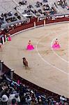 Plaza de Toros de las Ventas, Madrid, Spain    Stock Photo - Premium Rights-Managed, Artist: Alberto Biscaro, Code: 700-02693409