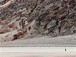 People Walking in Desert, Death Valley, California, USA    Stock Photo - Premium Rights-Managed, Artist: David Zimmerman, Code: 700-02694083
