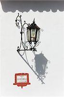 Street Light, Patzcuaro, Michoacan, Mexico    Stock Photo - Premium Royalty-Freenull, Code: 600-02694332