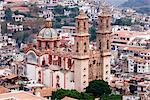 Church of Santa Prisca, Taxco, Guerrero, Mexico