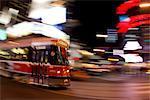 Street Car, Dundas Street, Toronto, Ontario, Canada