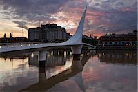Puente De La Mujer, Puerto Madero, Buenos Aires, Argentina    Stock Photo - Premium Rights-Managednull, Code: 700-02694394