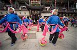 Festival in Zhouzhuang, Jiangsu, China    Stock Photo - Premium Rights-Managed, Artist: Mark Downey, Code: 700-02700833
