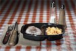 Frozen T.V. Dinner    Stock Photo - Premium Rights-Managed, Artist: Steve Prezant, Code: 700-02702539