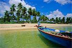 Deserted beach on south coast, Phu Quoc island, Vietnam    Stock Photo - Premium Rights-Managed, Artist: Robert Harding Images, Code: 841-02704405
