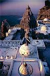Jain Holy Hill and Temple complex, Mount Girnar, Junagadh (Junagarh), Gujarat, India    Stock Photo - Premium Rights-Managed, Artist: Robert Harding Images, Code: 841-02704538