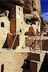 Cliff Palace, Mesa Verde, Anasazi culture, Colorado, United States of America    Stock Photo - Premium Rights-Managed, Artist: Robert Harding Images, Code: 841-02704794