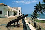 St. Georges Fort, oldest fort built by Portuguese in the sub-Sahara, Elmina, Ghana, West Africa, Africa    Stock Photo - Premium Rights-Managed, Artist: Robert Harding Images, Code: 841-02705189