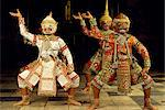 Traditional Khon dancers, Bali, Indonesia, Southeast Asia, Asia    Stock Photo - Premium Rights-Managed, Artist: Robert Harding Images, Code: 841-02705330