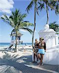 Fort Lauderdale beach, Fort Lauderdale, Florida, United States of America, North America    Stock Photo - Premium Rights-Managed, Artist: Robert Harding Images, Code: 841-02705779