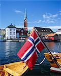 Arendal, Aust-Agder County, south coast, Norway, Scandinavia