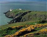 Howth Head lighthouse, County Dublin, Eire (Republic of Ireland), Europe    Stock Photo - Premium Rights-Managed, Artist: Robert Harding Images, Code: 841-02707047