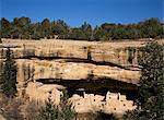 Spruce Tree House, Mesa Verde National Park, UNESCO World Heritage Site, Colorado, United States of America, North America    Stock Photo - Premium Rights-Managed, Artist: Robert Harding Images, Code: 841-02707950