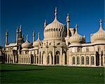 Royal Pavilion, Brighton, Sussex, England, United Kingdom, Europe    Stock Photo - Premium Rights-Managed, Artist: Robert Harding Images, Code: 841-02708919
