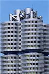 Headquarters of BMW, Munich, Bavaria, Germany, Europe    Stock Photo - Premium Rights-Managed, Artist: Robert Harding Images, Code: 841-02709095