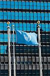The United Nations Building, Manhattan, New York City, New York, United States of America, North America    Stock Photo - Premium Rights-Managed, Artist: Robert Harding Images, Code: 841-02709715