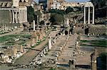 Roman Forum, Rome, Lazio, Italy, Europe    Stock Photo - Premium Rights-Managed, Artist: Robert Harding Images, Code: 841-02710463