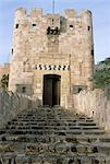 The Citadel, UNESCO World Heritage Site, Aleppo, Syria, Middle East    Stock Photo - Premium Rights-Managed, Artist: Robert Harding Images, Code: 841-02712035