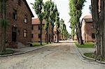 Auschwitz concentration camp, now a memorial and museum, UNESCO World Heritage Site, Oswiecim, near Krakow (Cracow), Poland, Europe    Stock Photo - Premium Rights-Managed, Artist: Robert Harding Images, Code: 841-02712524
