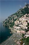 Positano, Costiera Amalfitana (Amalfi Coast), UNESCO World Heritage Site, Campania, Italy, Europe    Stock Photo - Premium Rights-Managed, Artist: Robert Harding Images, Code: 841-02714152