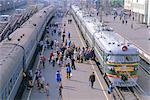 Trans-Siberian Express, Siberia, Russia    Stock Photo - Premium Rights-Managed, Artist: Robert Harding Images, Code: 841-02714266