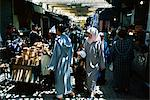 The Medina, Fes el Bali, Fes (Fez), Morocco, North Africa, Africa