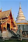 Wat Phra Sing Luang, Chiang Mai, Thailand, Asia    Stock Photo - Premium Rights-Managed, Artist: Robert Harding Images, Code: 841-02714617