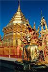 Wat Phra That Doi Suthep, Chiang Mai - Doi Suthep, Thailand, Asia    Stock Photo - Premium Rights-Managed, Artist: Robert Harding Images, Code: 841-02714622