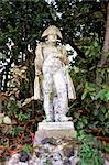 Statue in grounds of Villa Napoleon of San Martino, province of Livorno, island of Elba, Tuscany, Italy, Europe    Stock Photo - Premium Rights-Managed, Artist: Robert Harding Images, Code: 841-02714648