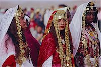 Traditional berber wedding, Tataouine Oasis, Tunisia, North Africa    Stock Photo - Premium Rights-Managed, Artist: Robert Harding Images, Code: 841-02715185