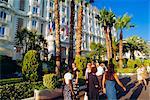 Hotel Carlton, La Croisette, Cannes, Cote d'Azur, Provence, France
