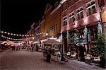 Nyhavn at Christmas, Copenhagen, Denmark, Scandinavia, Europe    Stock Photo - Premium Rights-Managed, Artist: Robert Harding Images, Code: 841-02717278