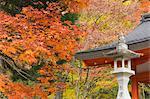 Eireiden Temple, Koya-san, Kansai (Western Province), Honshu, Japan, Asia