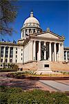 State Capitol Building, Oklahoma City, Oklahoma, United States of America, North America    Stock Photo - Premium Rights-Managed, Artist: Robert Harding Images, Code: 841-02721234